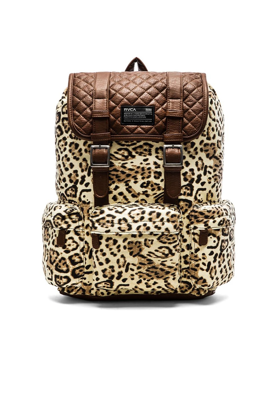 RVCA Lovoni Backpack in Natural