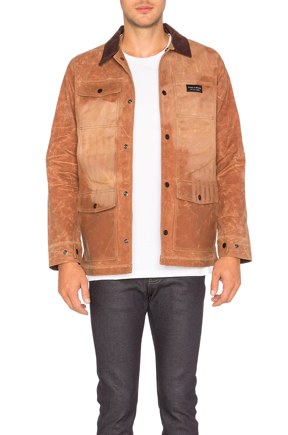 Renfrew Work Jacket by Raised by Wolves