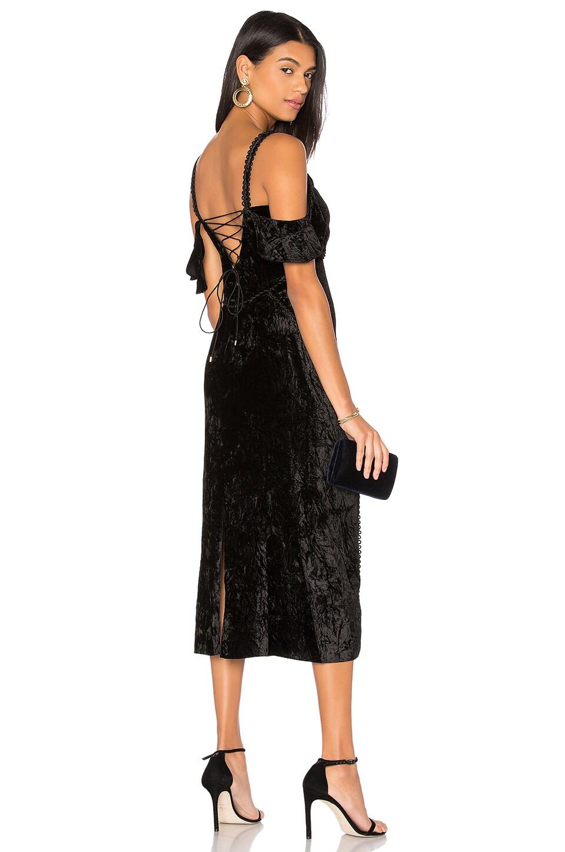 Kinsley Velvet Gown by RACHEL ZOE