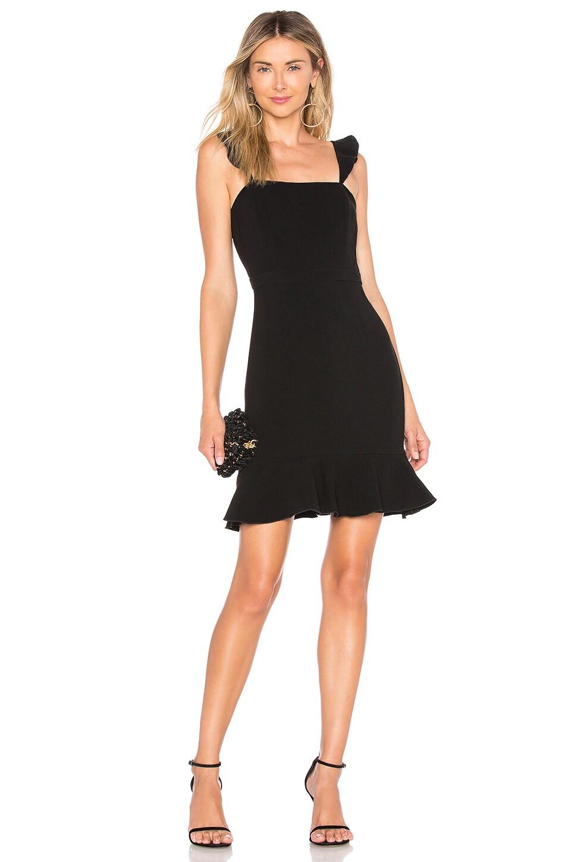 RACHEL ZOE Michele Dress in Black