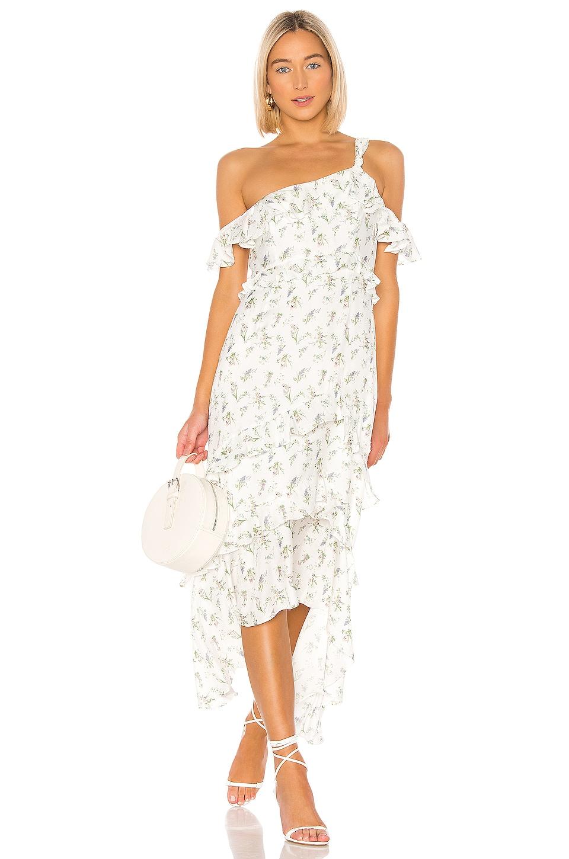 RACHEL ZOE Joanna Dress in Multi
