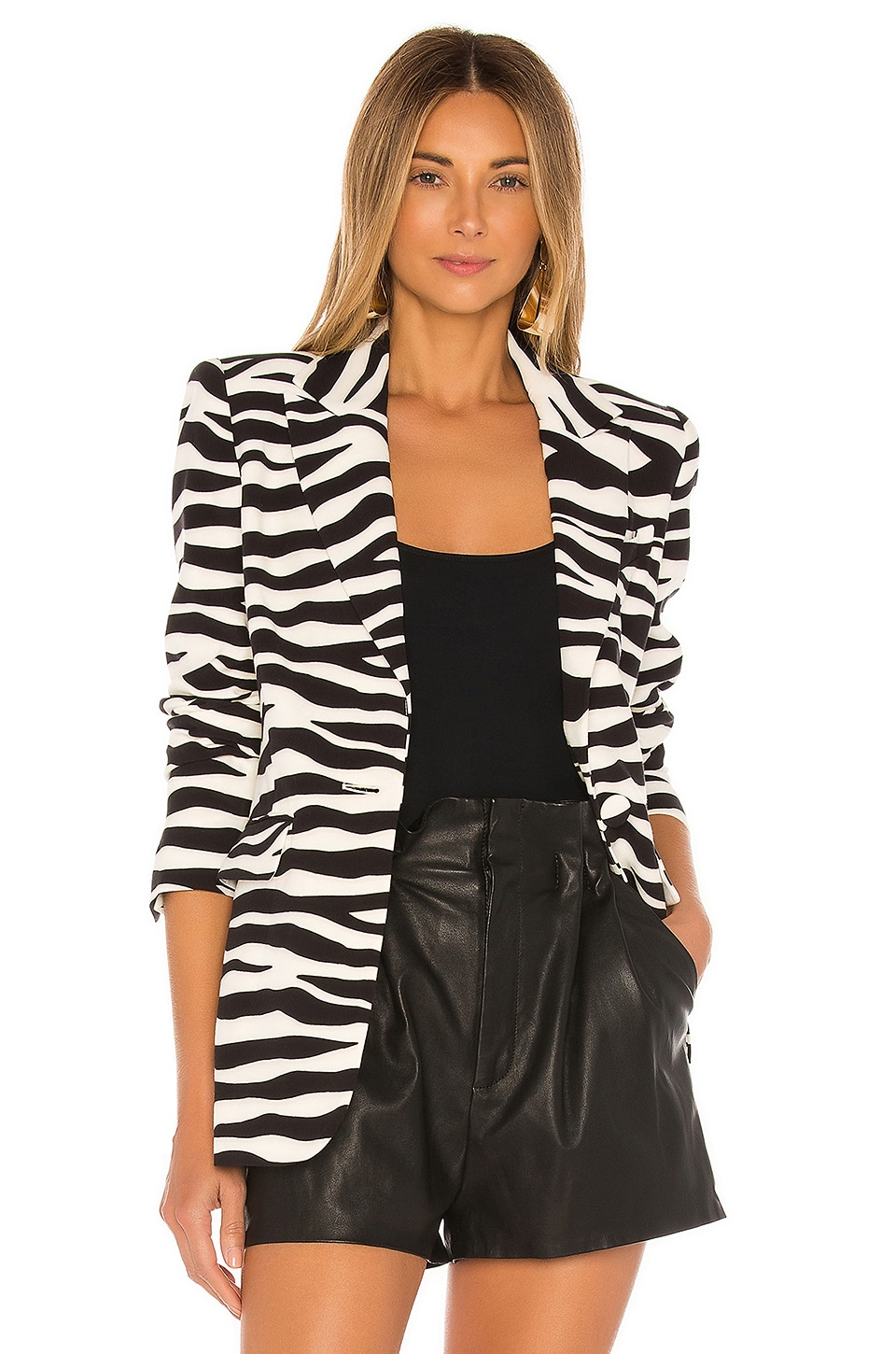 RACHEL ZOE Stephani Jacket in Multi