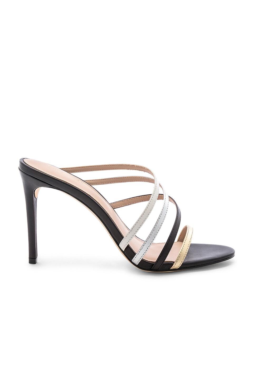 RACHEL ZOE Hailey Sandal in Black Multi