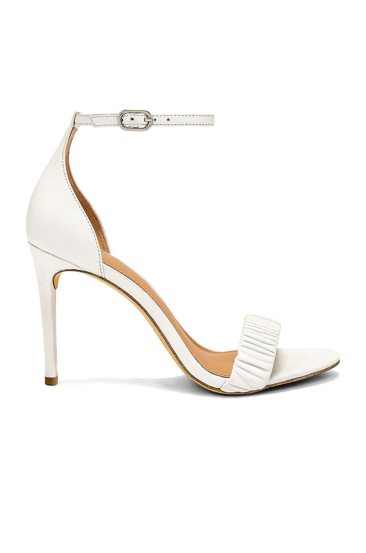 RACHEL ZOE Esme Sandal in White