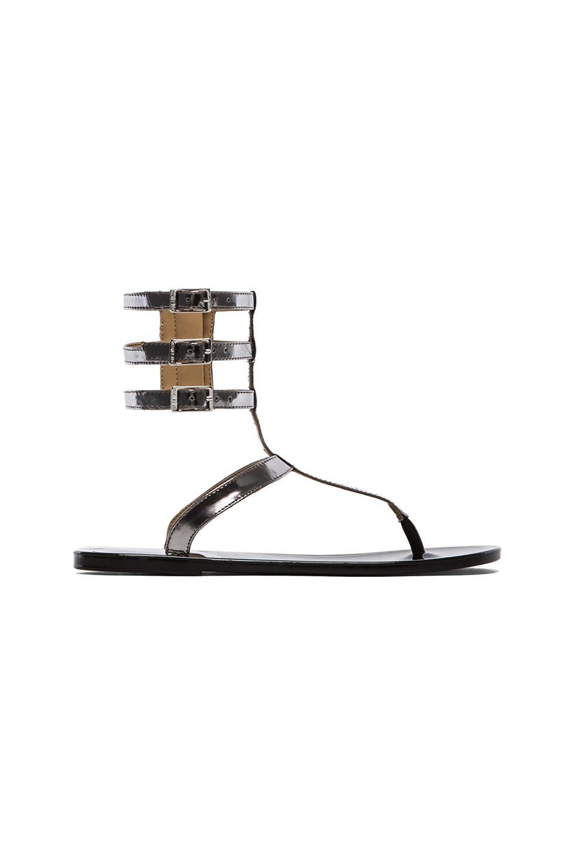 RACHEL ZOE Cecille Sandal in Silver