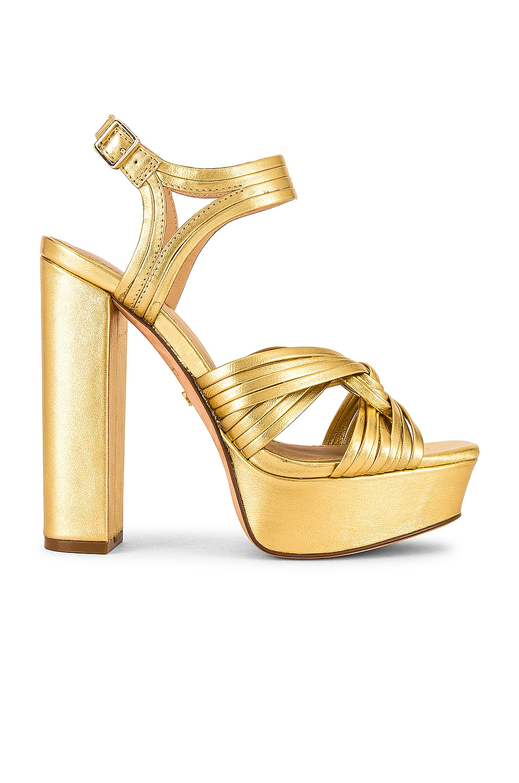 RACHEL ZOE Strappy Platform Sandal in