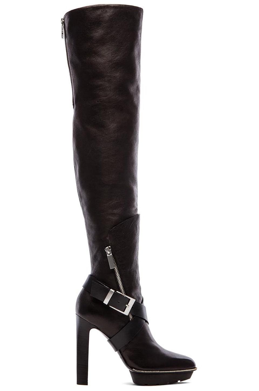 RACHEL ZOE Luna Boot in Black