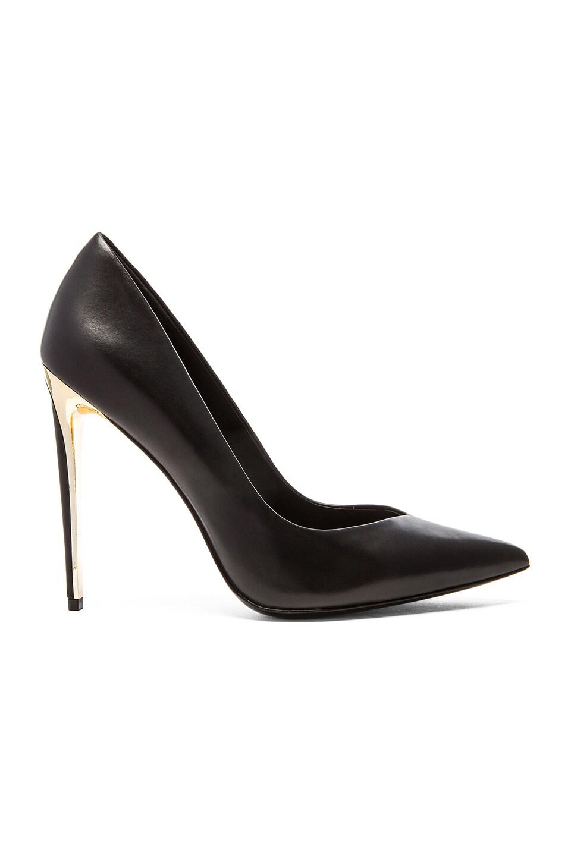 RACHEL ZOE Via Heel in Black