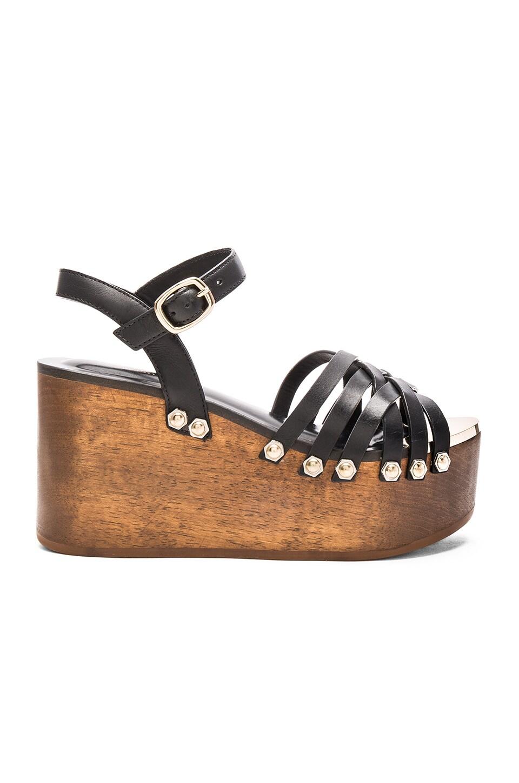 ff92f05e270f RACHEL ZOE Mae Heel in Black