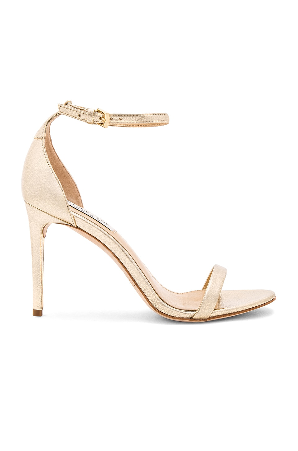 RACHEL ZOE Ema Heel in Light Gold