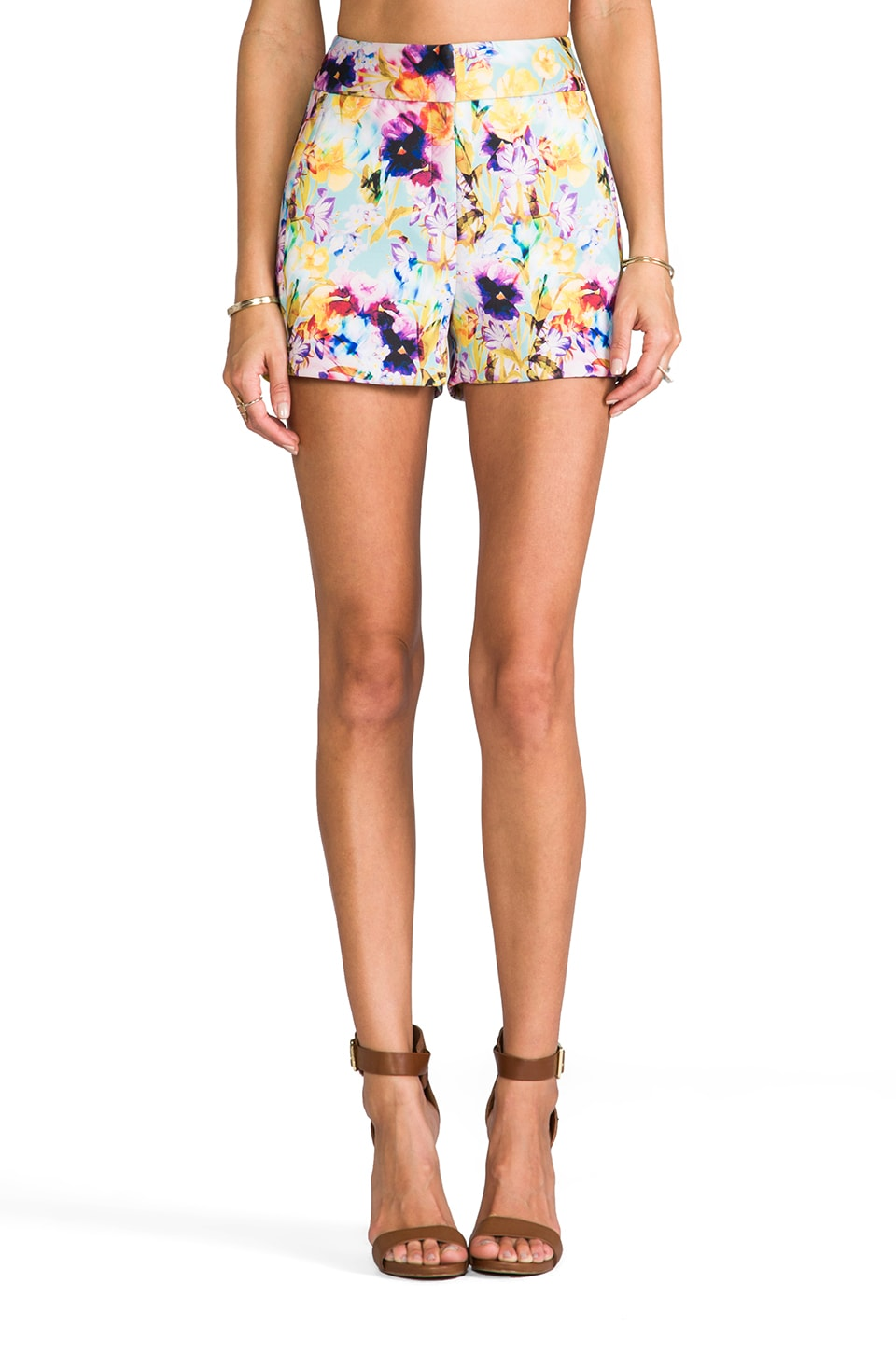 Sachin & Babi Valerie Shorts in Multi