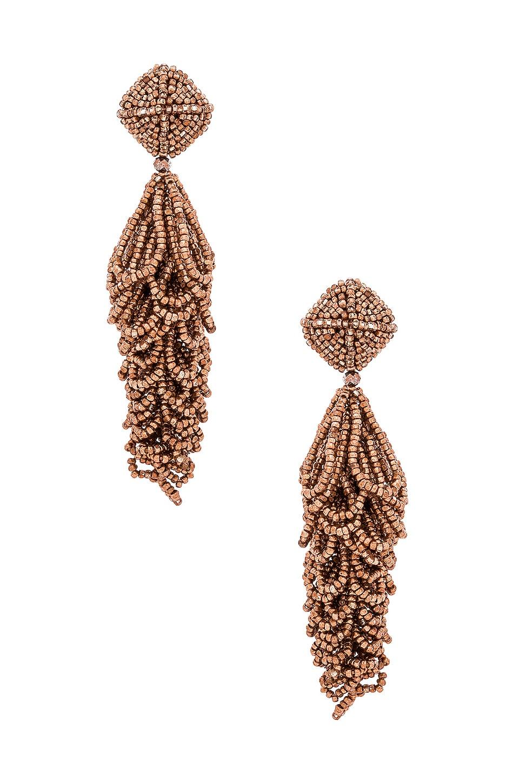Sachin & Babi Lulu Earrings in Rose Gold