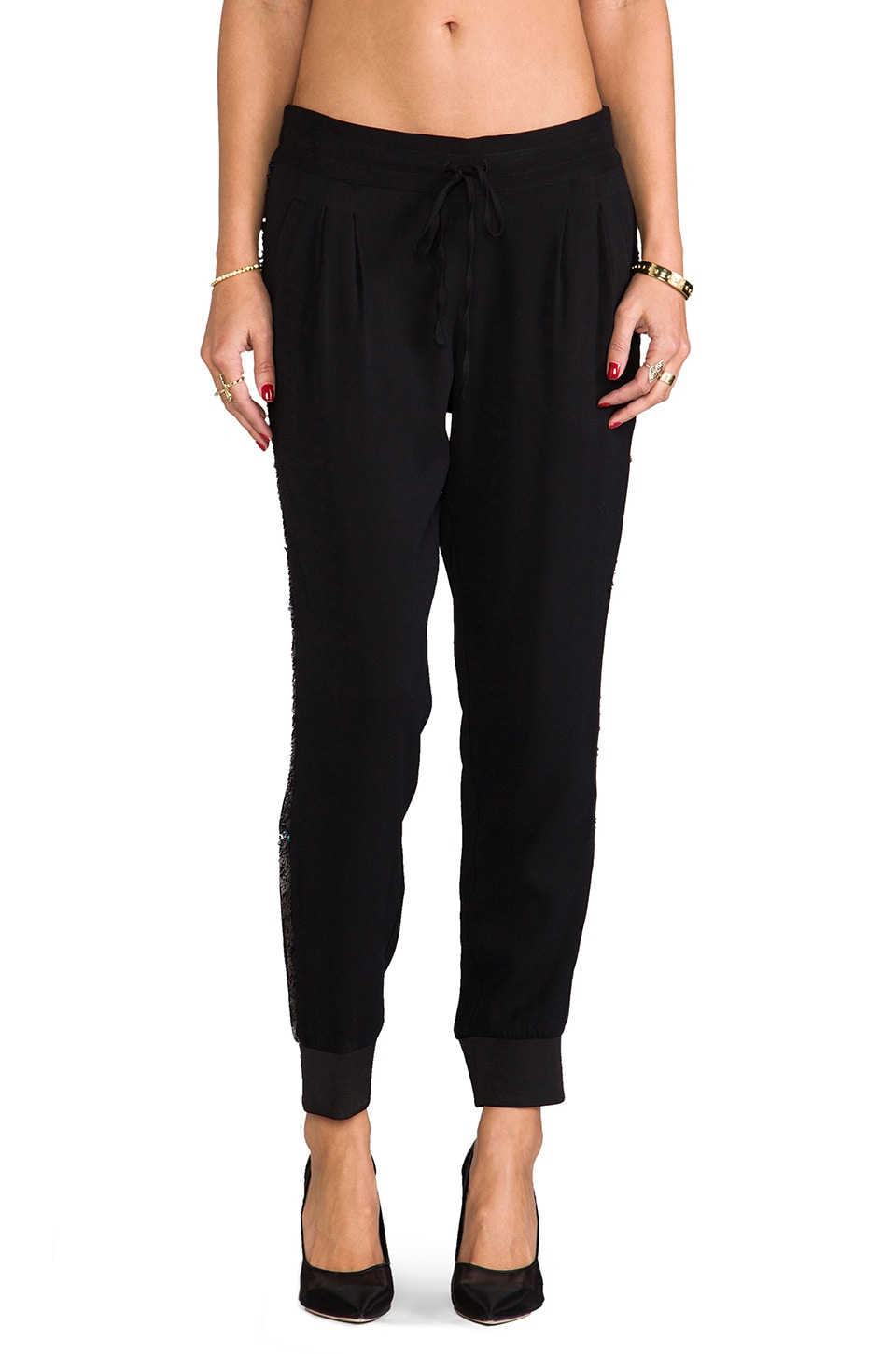 Sachin & Babi Simone Pants in Black