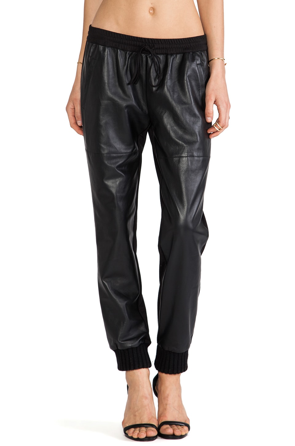 Sachin & Babi Abbey Pant in Black