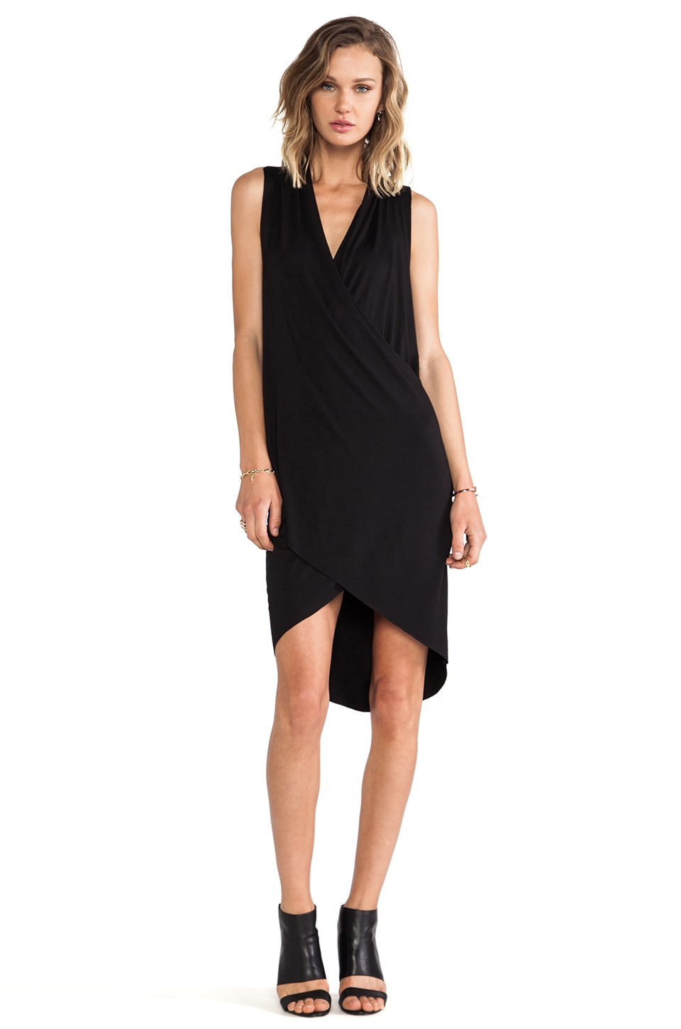 Saint Grace Ida Dress in Black