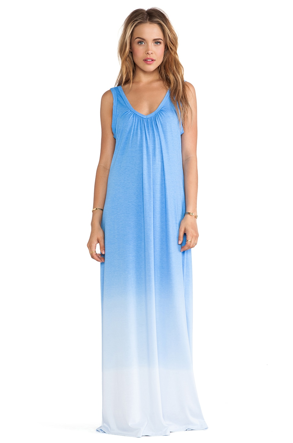 Saint Grace Seaside Maxi in Indie Ombre