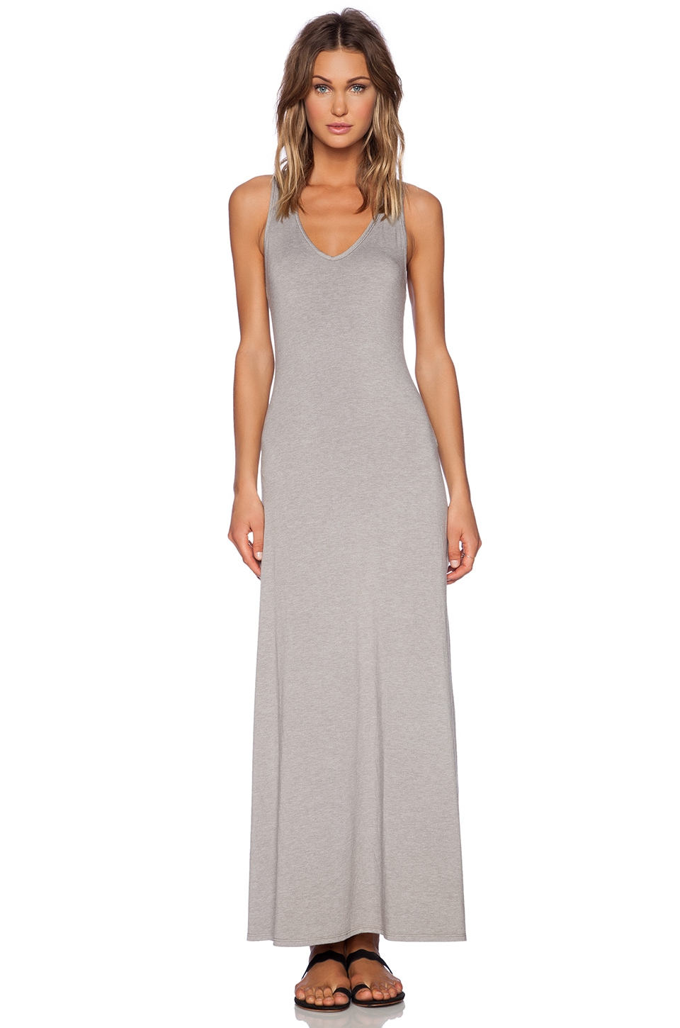 Saint Grace Bryn Maxi Dress in Rock
