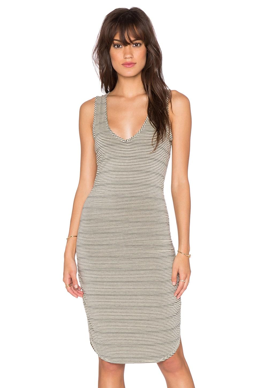 Saint Grace Vesper Mini Dress in Pure