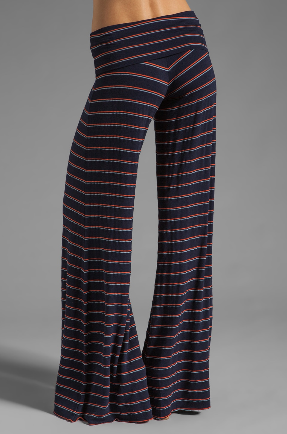 Saint Grace Stripe Carol Pant in Night