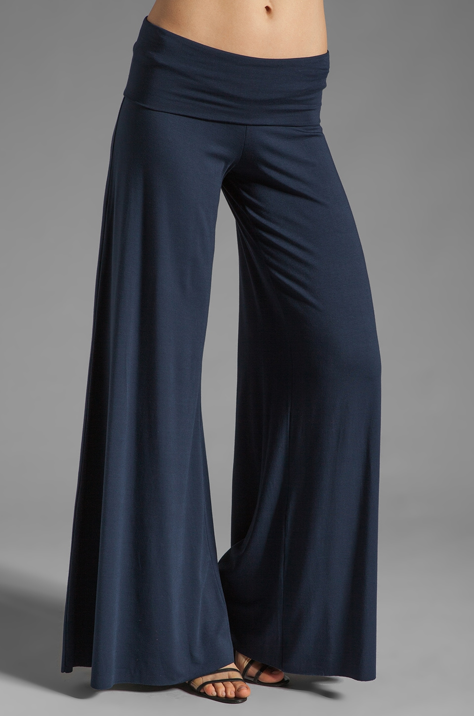 Saint Grace Carol Wide Pant in Night