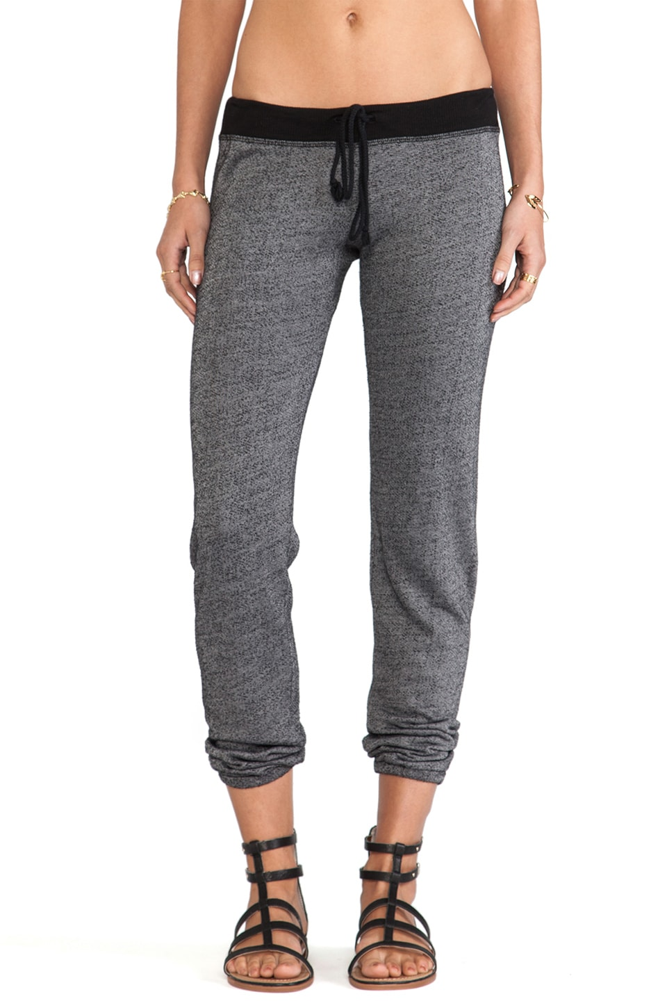 Saint Grace Sam Sweatpant in Black