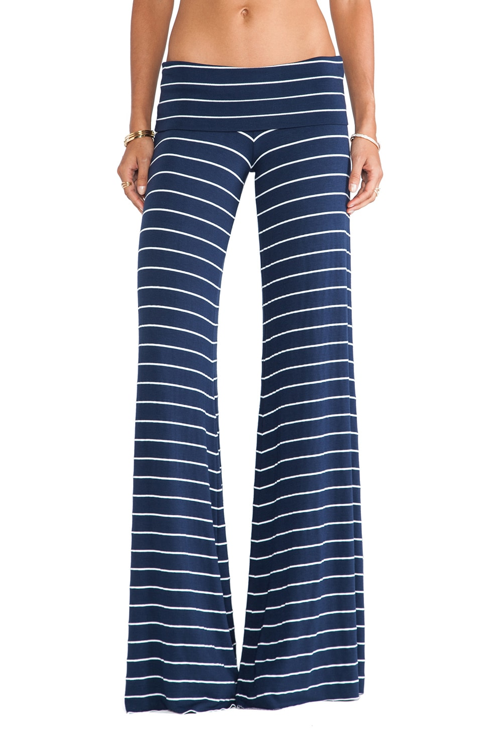 Saint Grace Carol Pant in Liberty & White