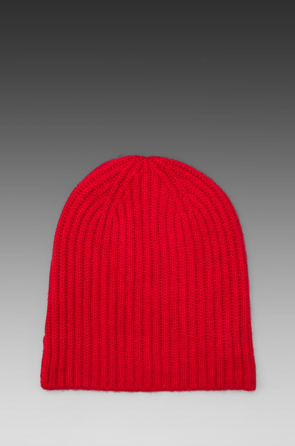 Steven Alan Cashmere Beanie in Red