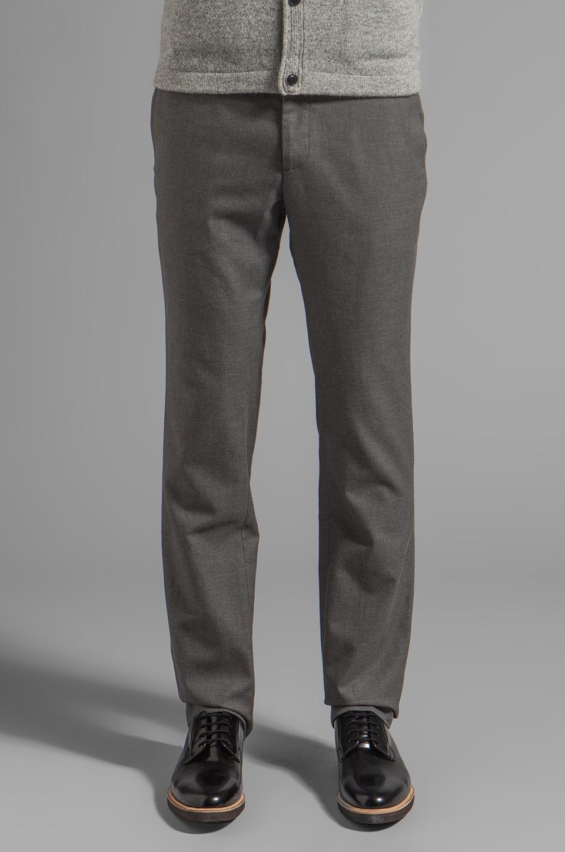Steven Alan Slim Trouser in Grey Twill