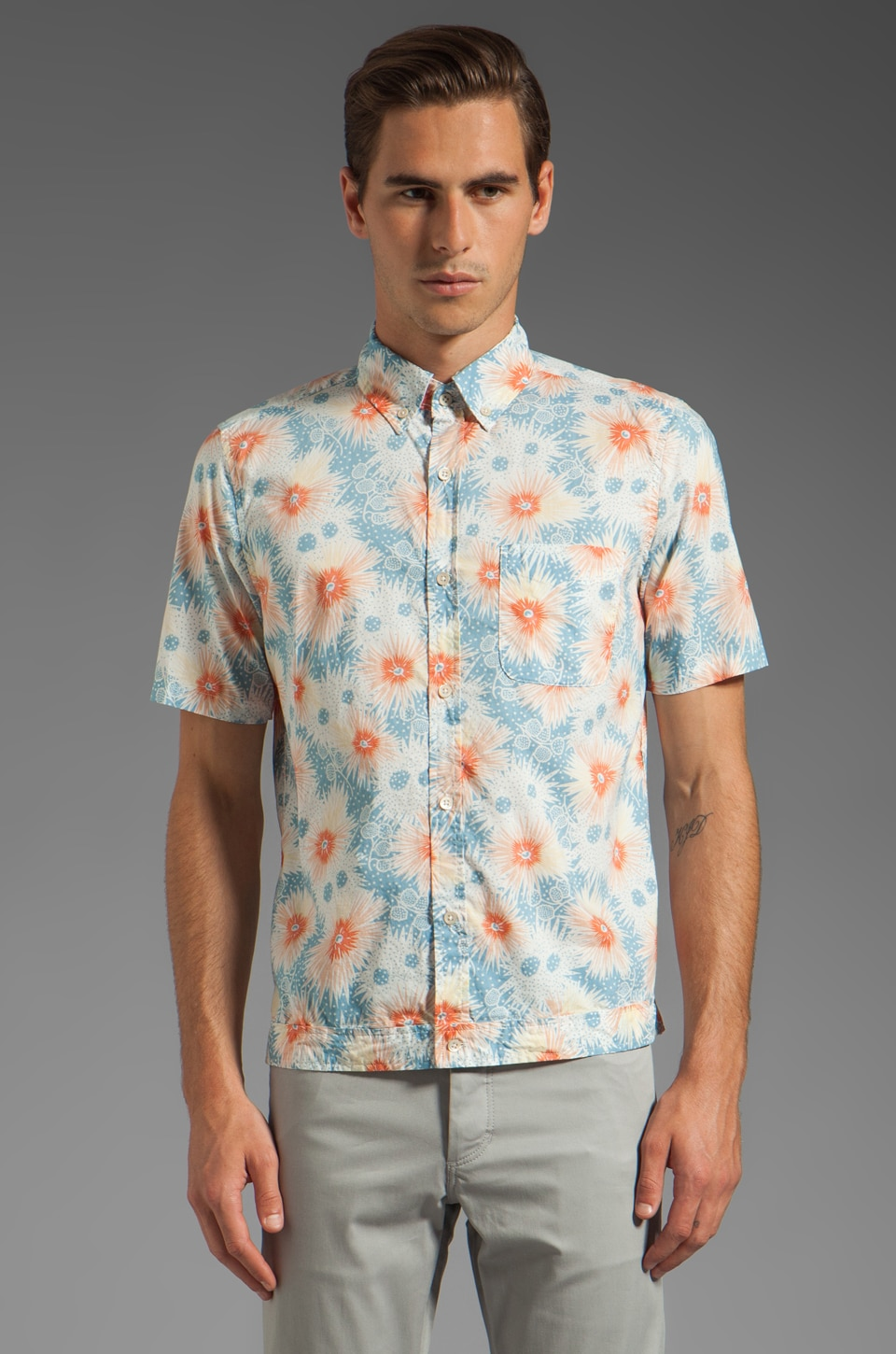 Steven Alan Cooper Shirt in Starburst