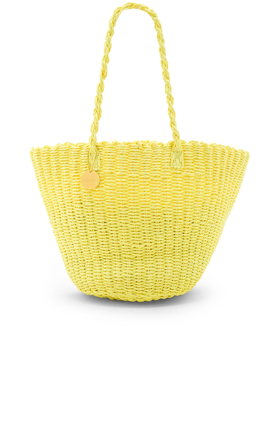 Salinas Beach Bag in Yellow