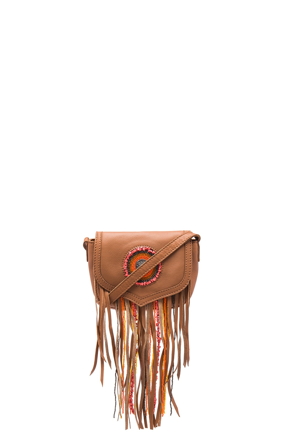Sam Edelman Ariana Crossbody in Saddle