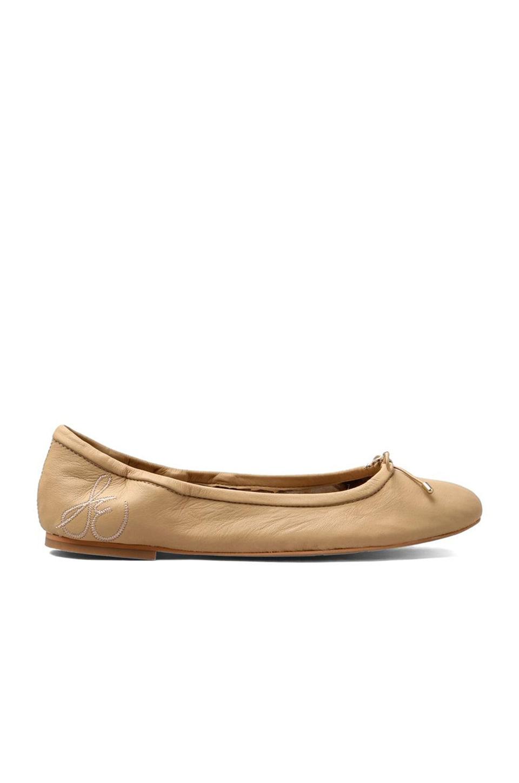 Sam Edelman Felicia Ballet Flat in Classic Nude
