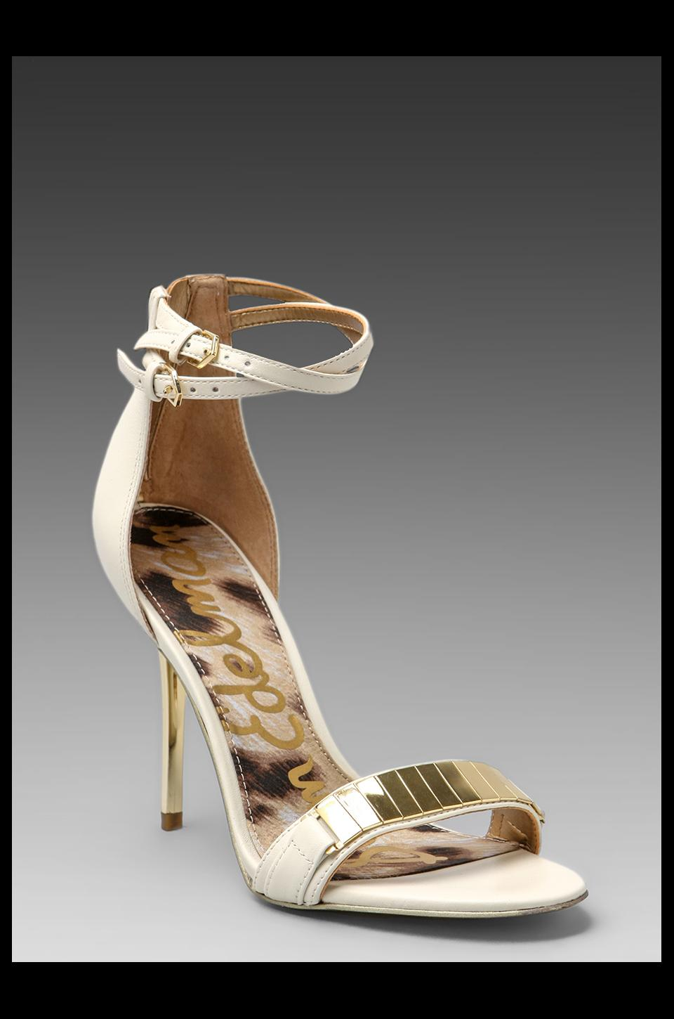 Sam Edelman Allie Heel in Ice White