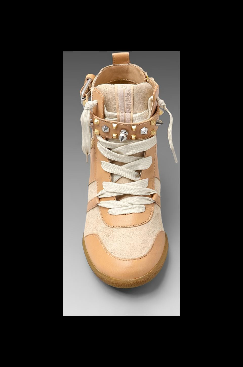 Sam Edelman Brogan Sneaker in New Blush/Sandy Beach