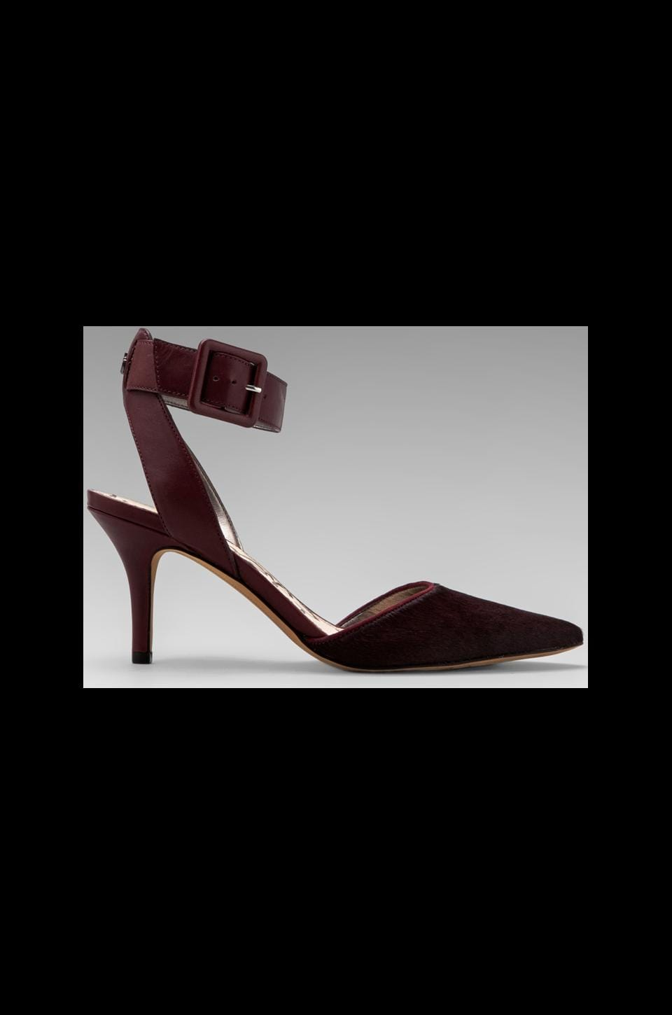 Sam Edelman Okala Heel in British Burgundy