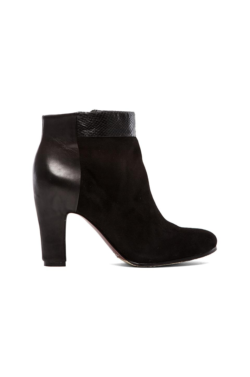 Sam Edelman Shay Bootie in Black