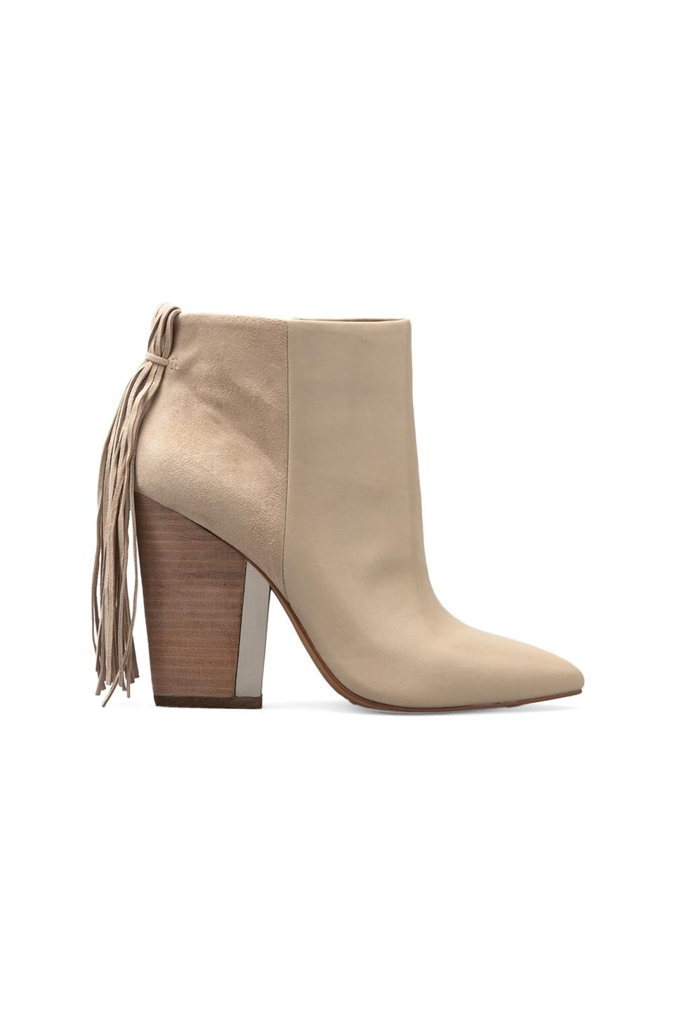 Sam Edelman Mariel Boot in Ivory/Ice White