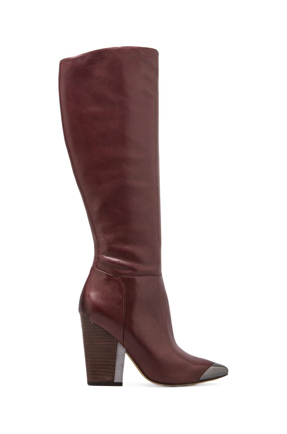 Sam Edelman Maureen Boot in British Burgundy