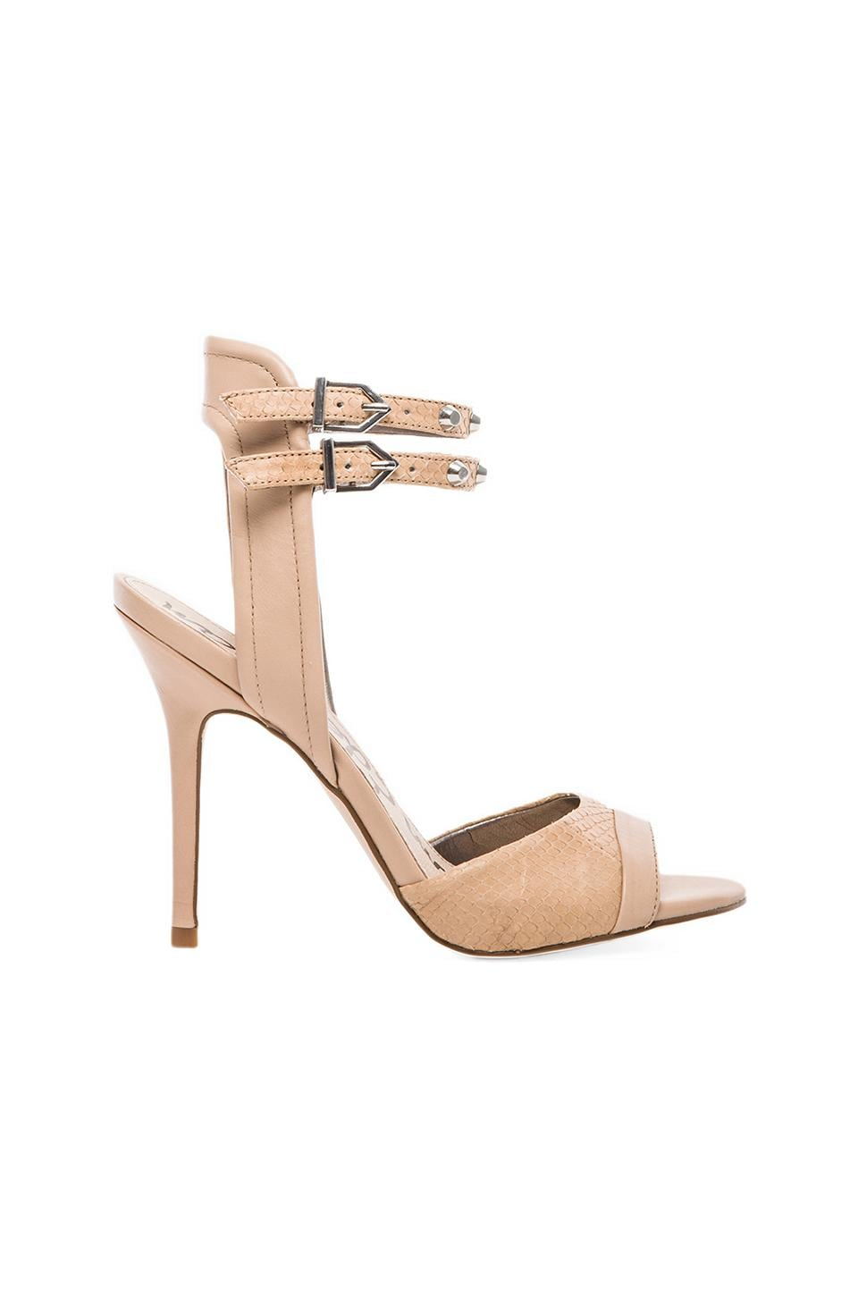 Sam Edelman Ayda Heel in Buff Nude