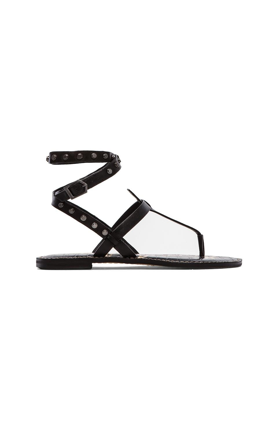 Sam Edelman Gabriela Sandal in Black