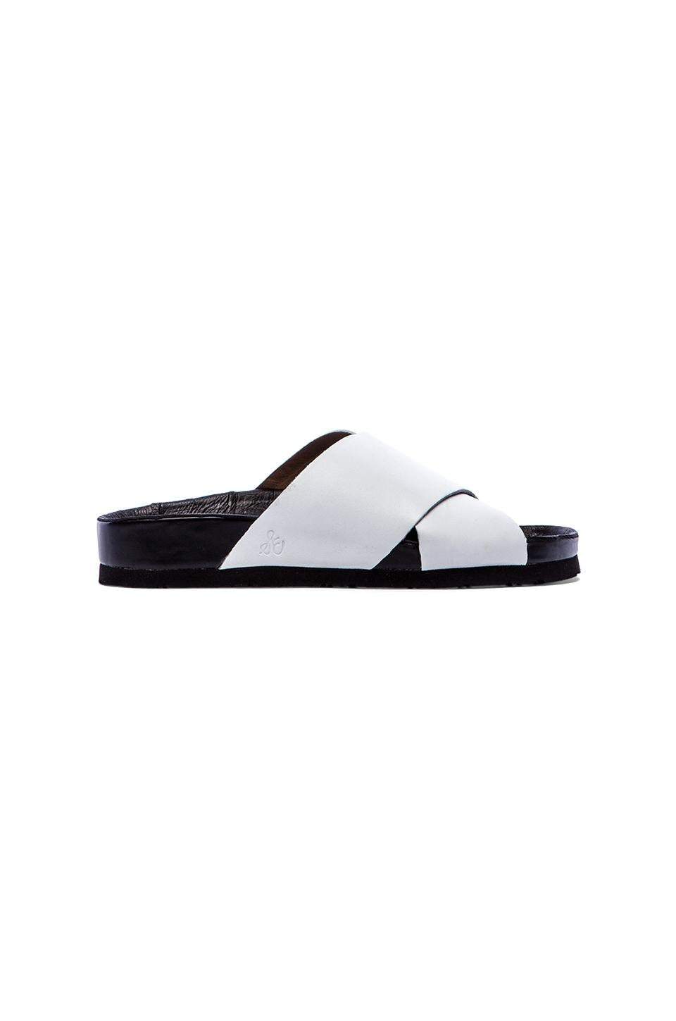 Sam Edelman Adora Sandal in White