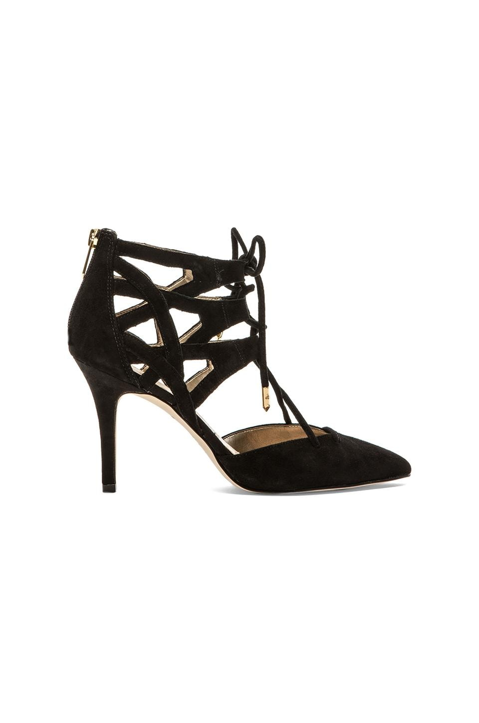 Sam Edelman Zavier Heel in Black