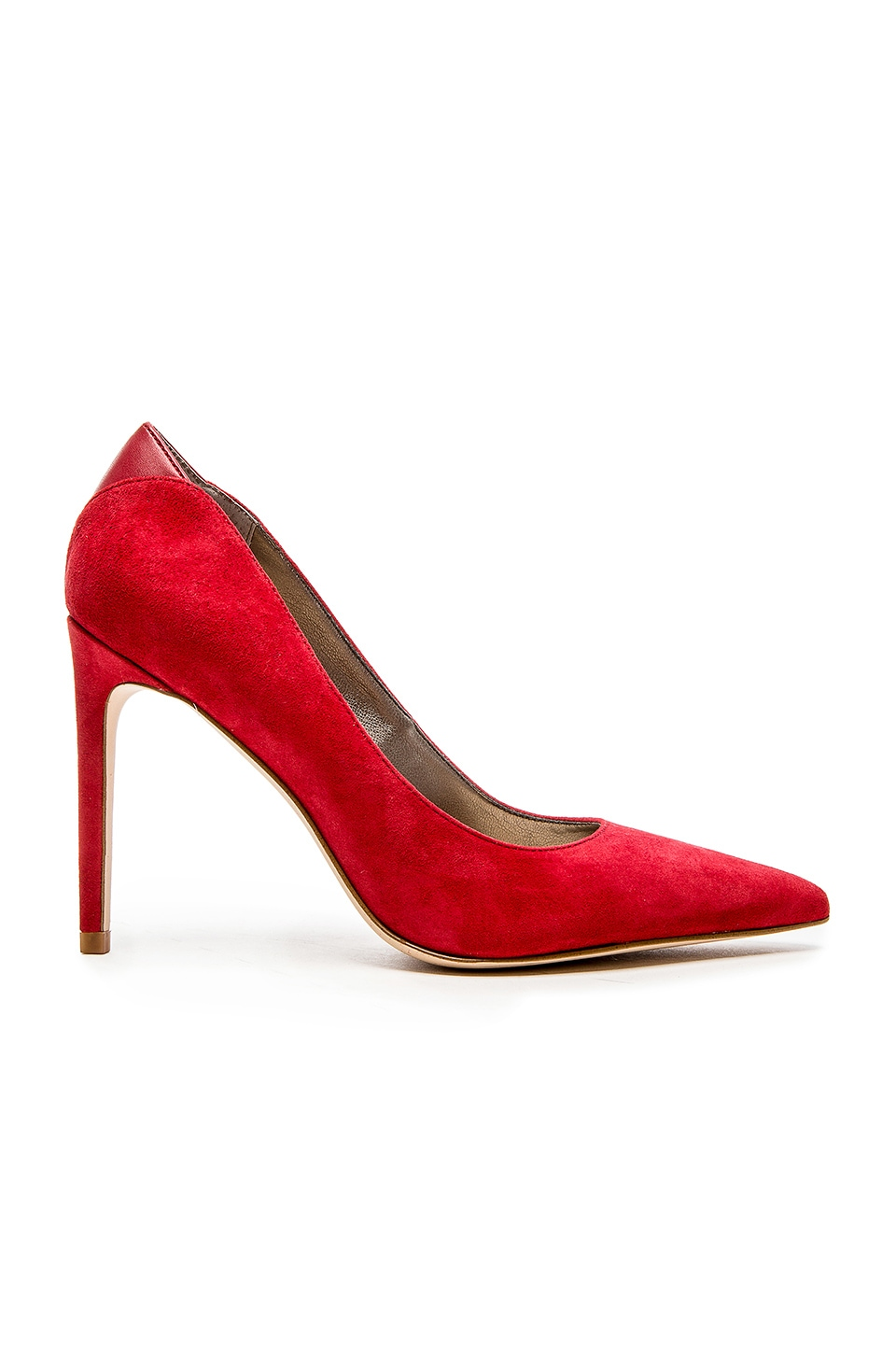 2cad8a05dad Sam Edelman Dea Heel in Desert Red | REVOLVE