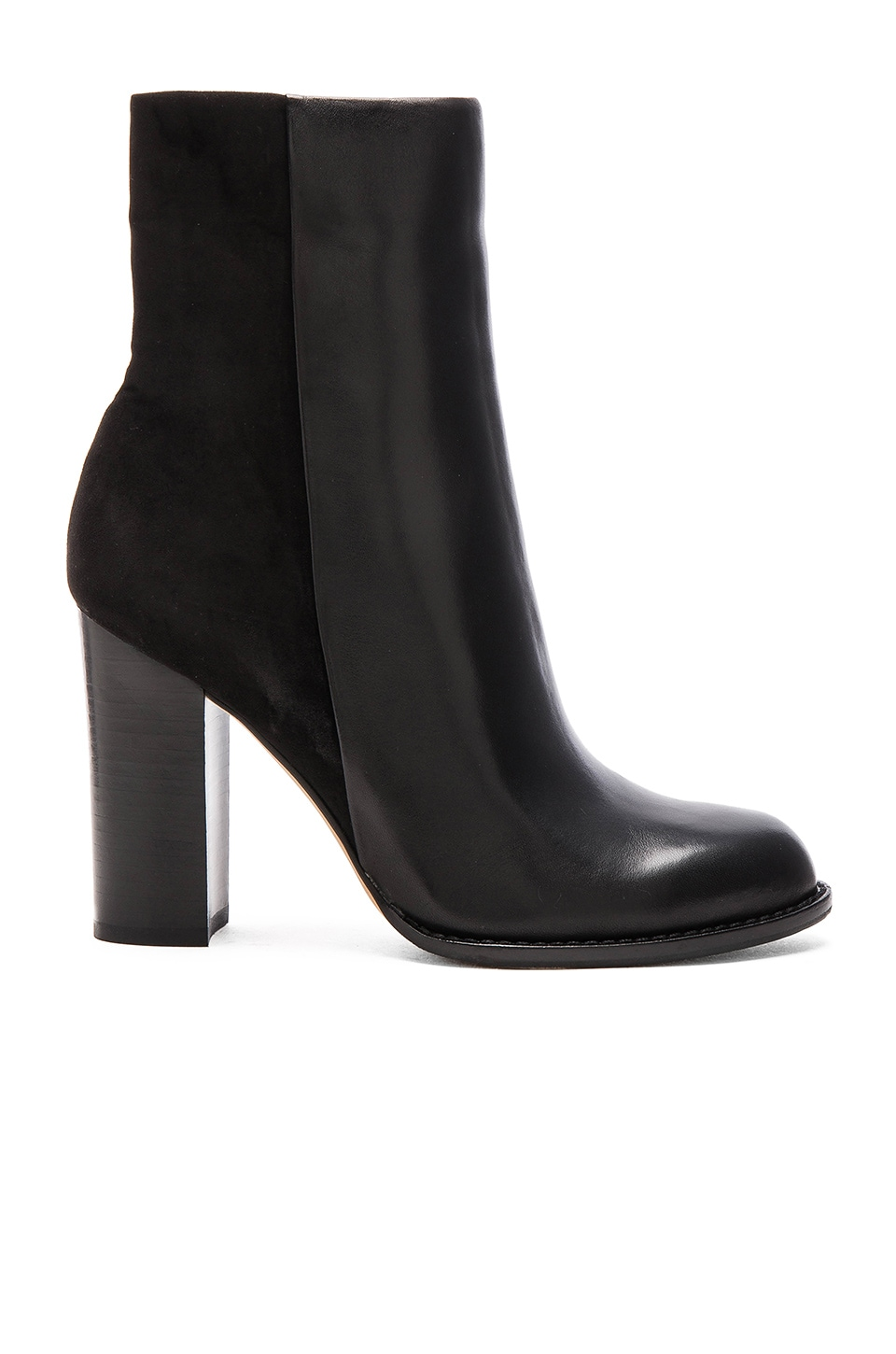 Sam Edelman Reyes Boot in Black Leather