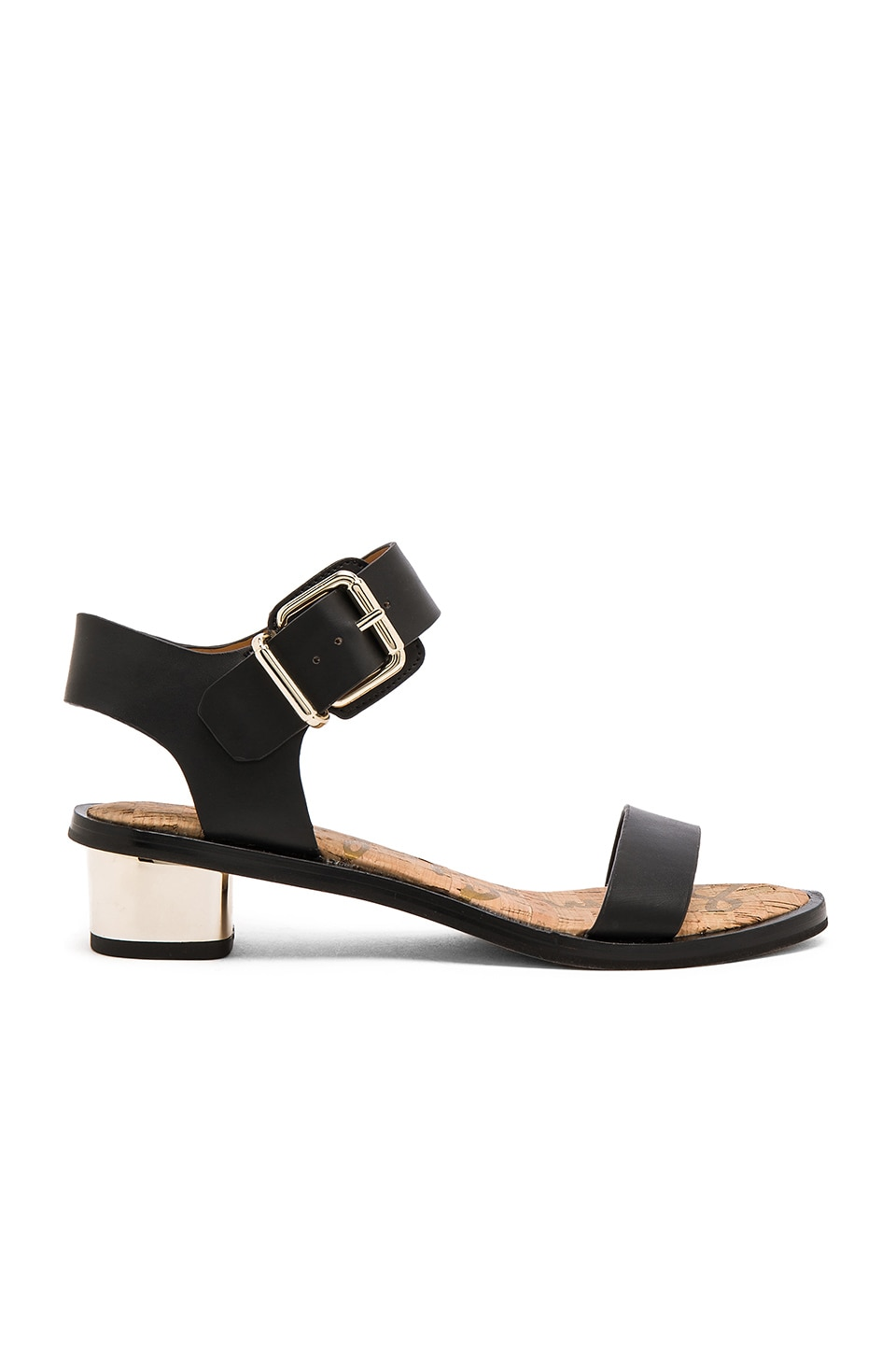 Sam Edelman Trixie Sandal in Black