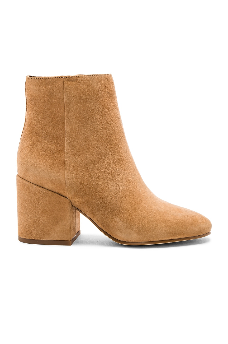 Sam Edelman Taye Bootie in Golden Caramel