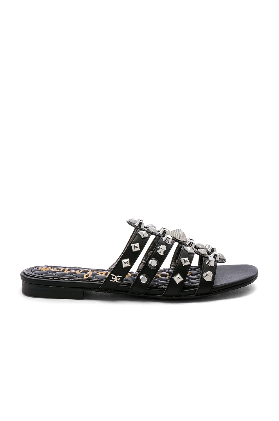 Sam Edelman Beatris Sandal in Black