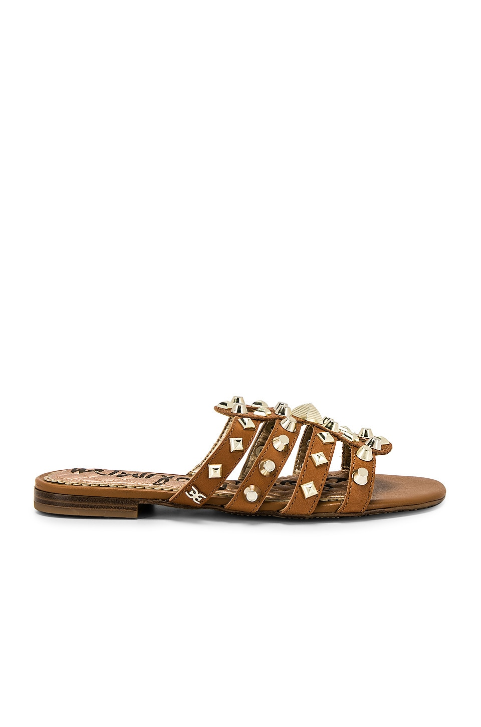 Sam Edelman Beatris Sandal in Saddle