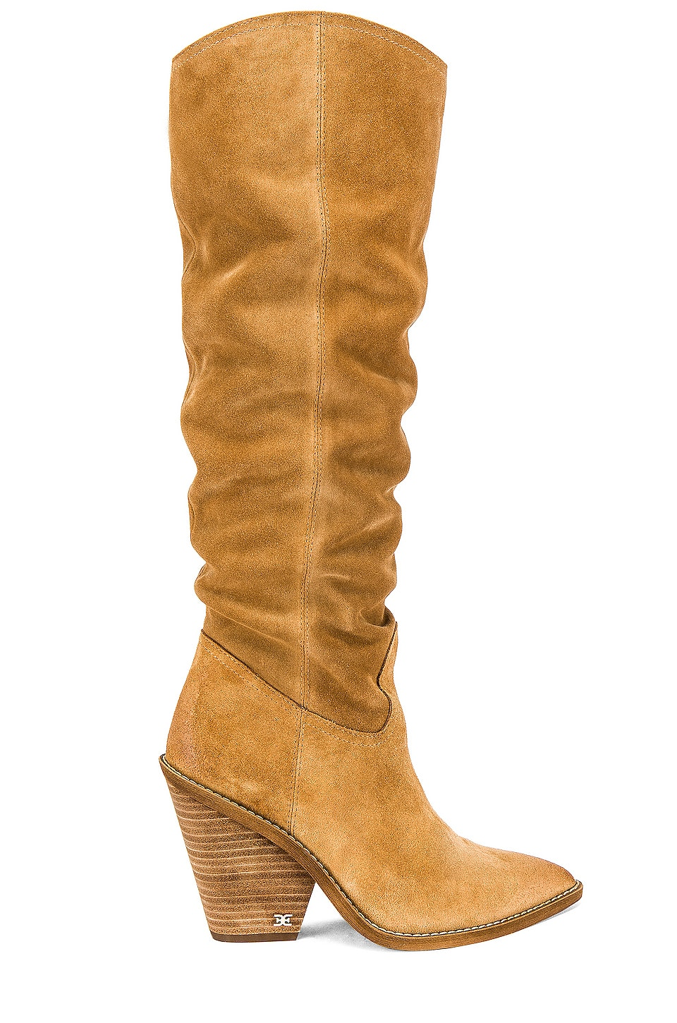 Sam Edelman Indigo Boot in Golden Caramel
