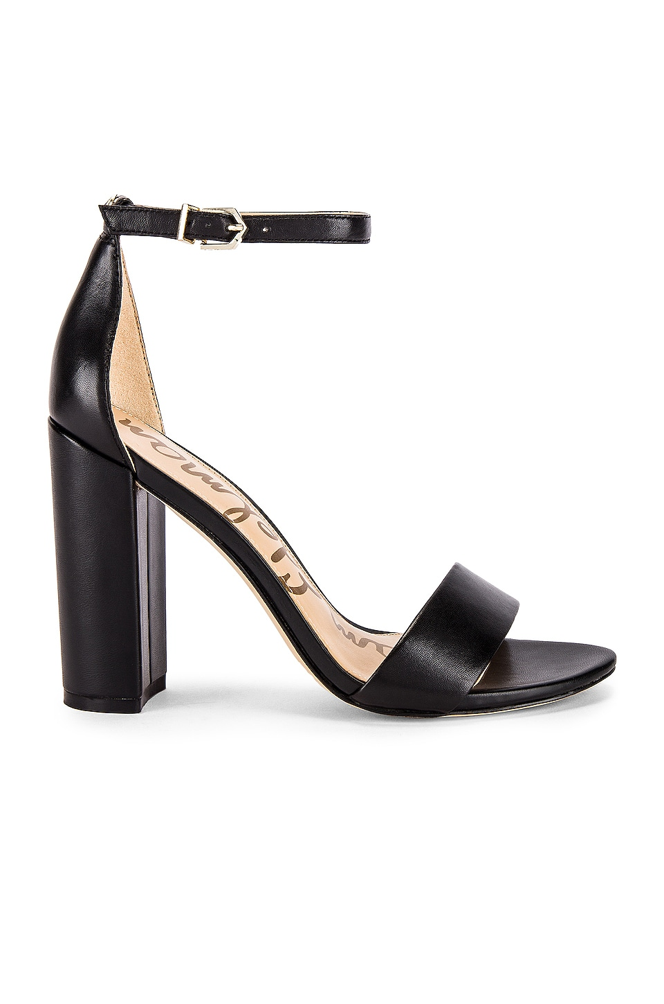 Sam Edelman Yaro Sandal in Black